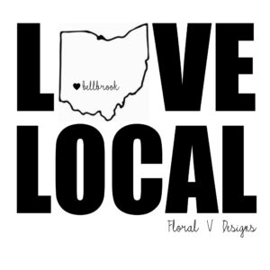 Love Local Bellbrook Tee