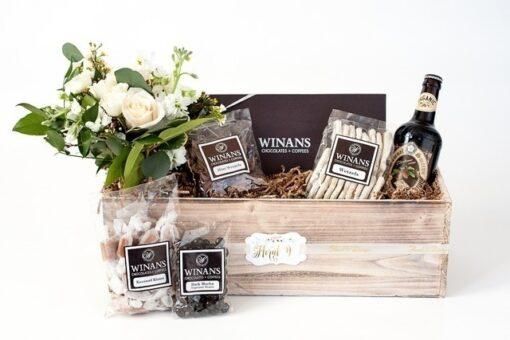 The Chocolatier Deluxe Gift Box