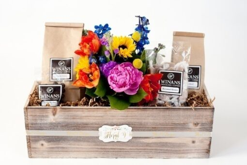 The Winans Coffee Essential Gift Box