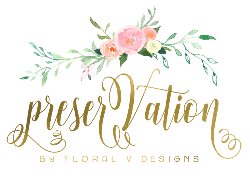 What Is Flower Preservation